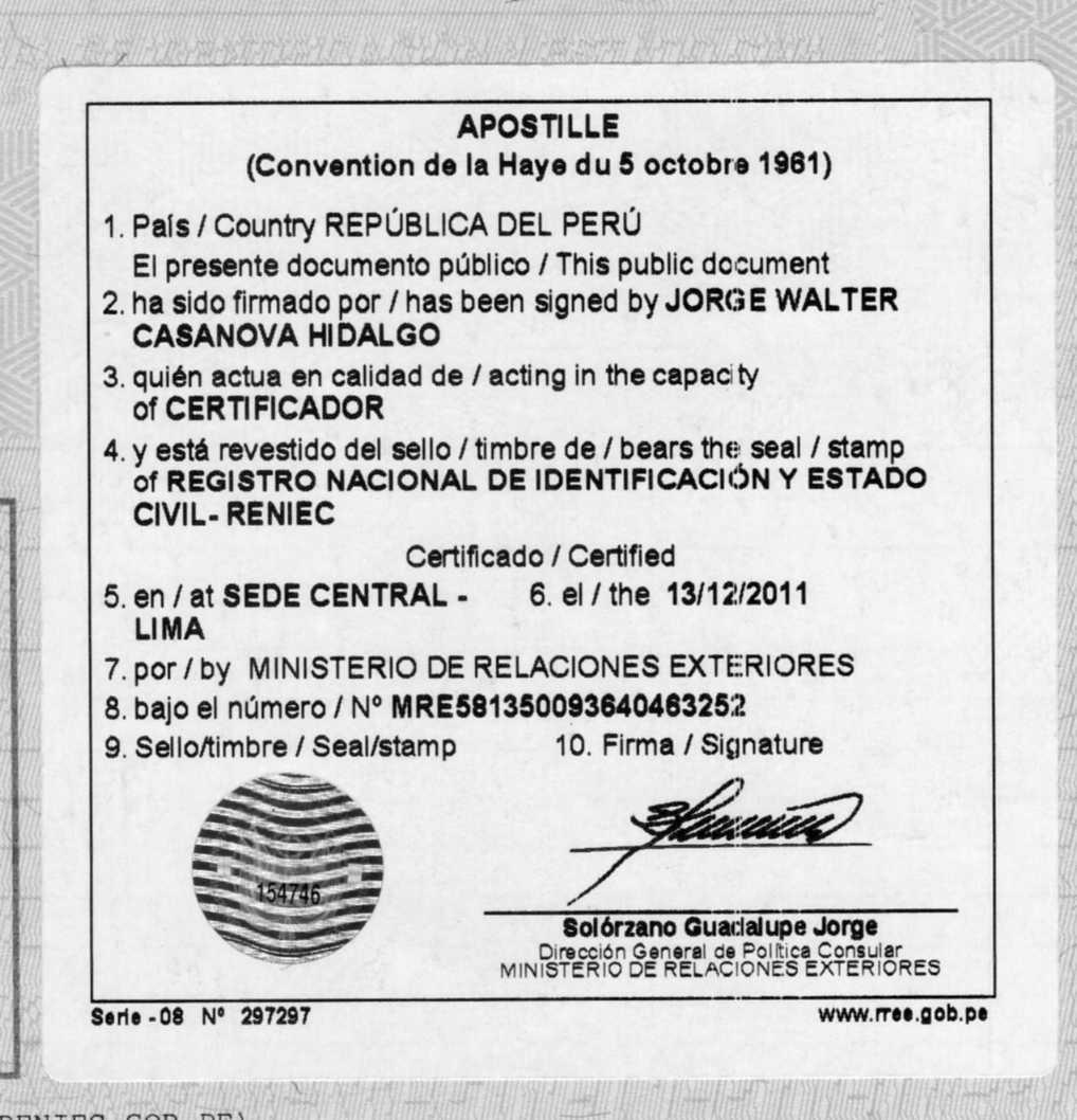 Paraguay: Solicitud y apostilla de documentos   Nova Traducción